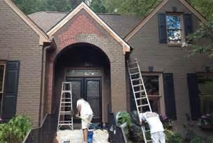 Brick exterior on pinterest brick brick colors and brick houses dark