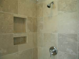 Bathroom Remodelling Ideas shower niche