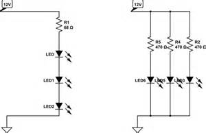 automotive i m trying to use 3v leds in a 12v circuit in my car electrical engineering