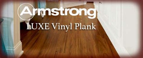 Armstrong Luxe Plank LVT