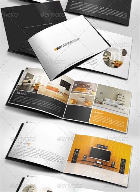 free templates for a5 booklets modern a5 catalogue brochure design templates