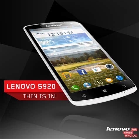 Hp Lenovo C920 ini semua poyo lenovo