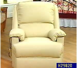 stratolounger rocker recliner with and heat qvc