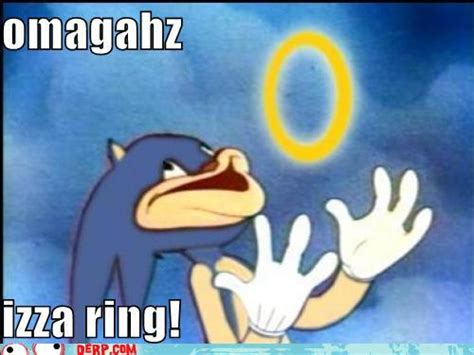 Sonic Rings Meme - ohmagaaaaaaah player one start pinterest