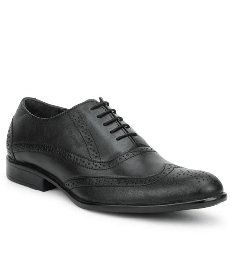 chief black formal shoes snapdeal price formal shoes