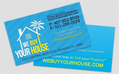 we will buy your house project we buy your house real estate business card sanford fl fishpunt
