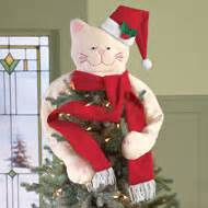 how to make a snowman tree hugger snowman top of the tree hugger from collections etc