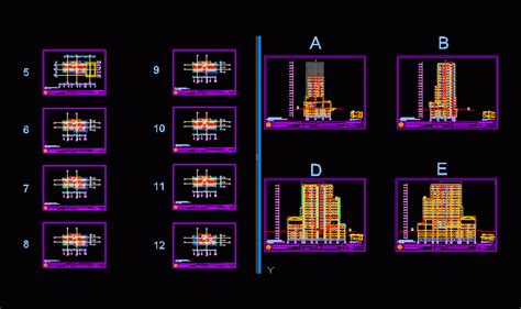 office rental dwg block  autocad designs cad