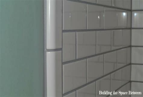 1 8 vs 1 16 grout line white 3x6 tile 1 8 quot grout lines sanded grout in delorean