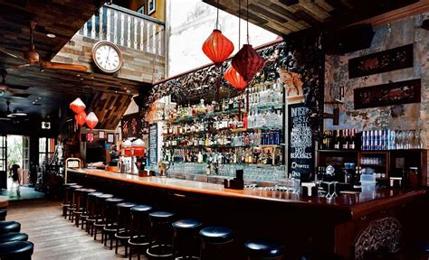 Top Bars In by No 5 Emerald Hill Singapore Bars And Clubs Nightlife