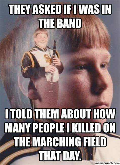 Clarinet Boy Meme - ptsd clarinet boy meme