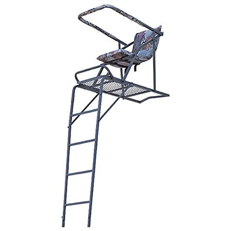 comfort zone ladder stand replacement seats guide gear 17 comfort ladder tree stand
