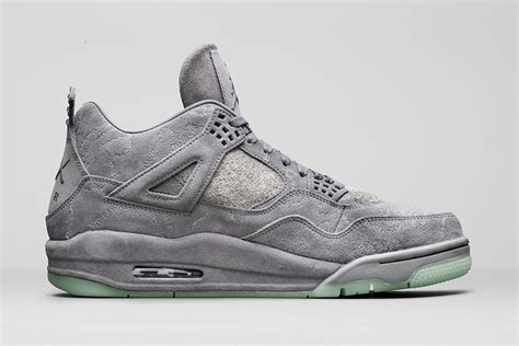 kaws x nike air 4 the sole supplier