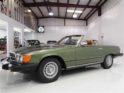 books on how cars work 1983 mercedes benz w126 lane departure warning 1983 mercedes benz 380sl roadster for sale at daniel schmitt co classic and luxury car