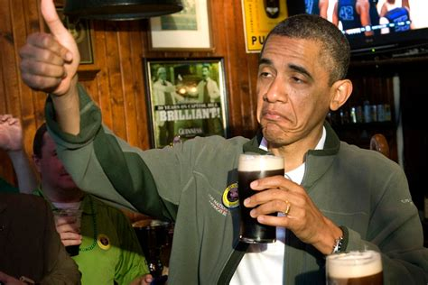 A complete list of every president?s favorite drink