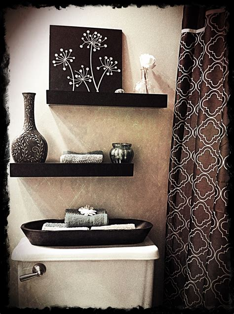 decorating ideas for bathroom shelves 20 practical and decorative bathroom ideas