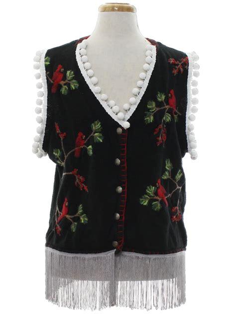 Sweater Cardinal coldwater creek cardinal sweater sweater vest