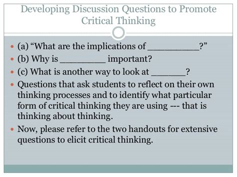 is criticalthinking in critical condition how questions critical thinking constructing questions and arguments