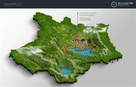 map generator 3d map generator geo by orange box graphicriver
