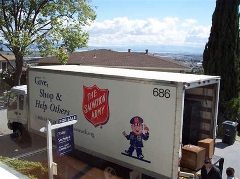 salvation army couch pickup moving from your san mateo county home need a bit of help