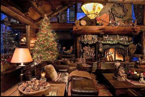 year   spend christmas   cabin cabin