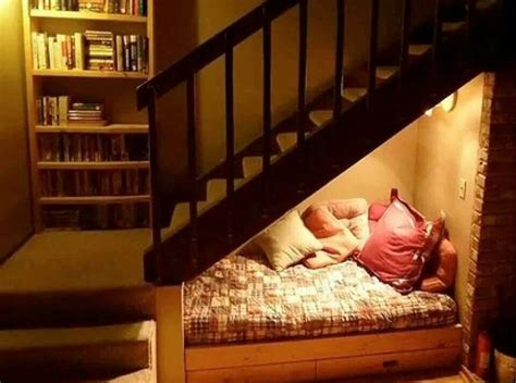 reading nook under the stairs furniture pinterest stairs the o jays and nooks