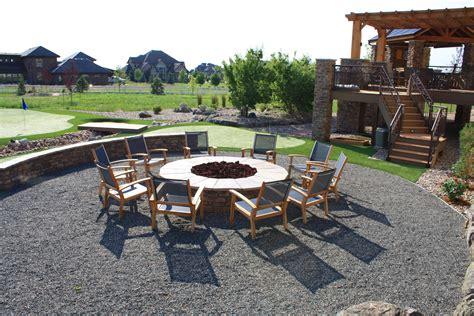 Backyard Ideas Patio Backyard Rock Patio Outdoor Furniture Design And Ideas