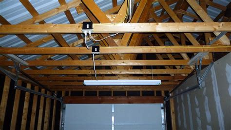 Garage Storage Rafters Insulation How To Properly Insulate A Garage Home