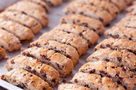 best biscotti recipe chocolate chip biscotti recipe food