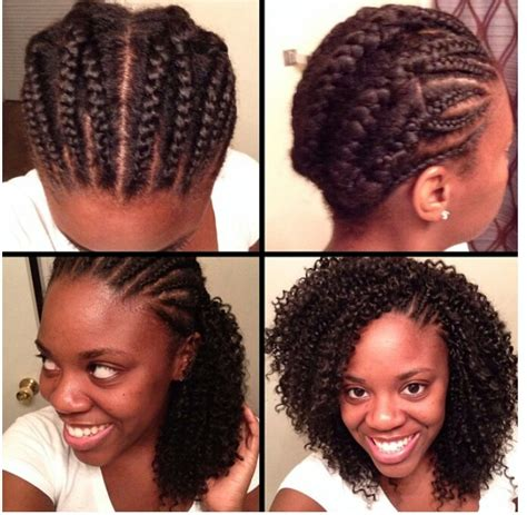 best hair for crochet weave curly crochet weave hairstyle for black women