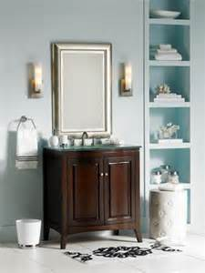 Bathroom Mirror With Sconces - turn the light on with sconces home decorating blog community lamps plus