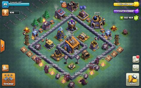 download game coc mod money clash of null s builderbase coc mod apk v9 105 9