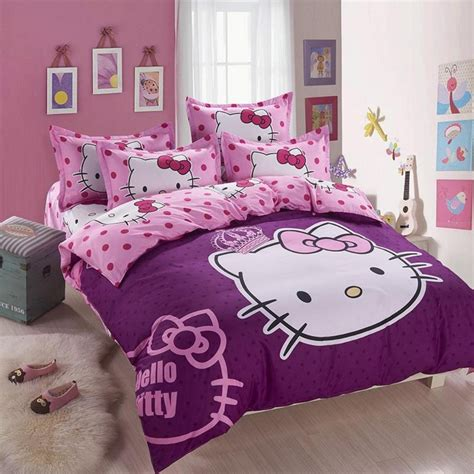 cute and cheap little girl bedroom accessories in yellow hello kitty bedroom idea for your cute little girl