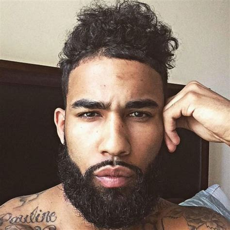 Cool Hairstyles For Black Guys by 23 Black Beards Top Beard Styles For Black Guys
