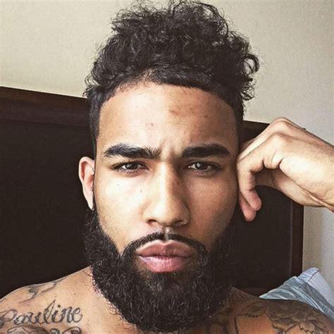 black men with stylish beards black men beards top beard styles for black guys