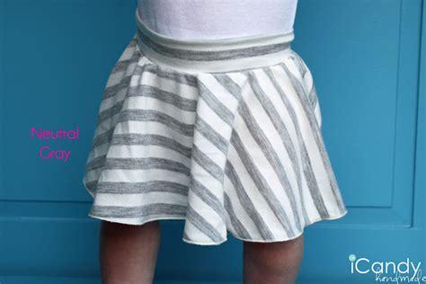 Icandy Handmade - free circle skirt pattern easy fab n free