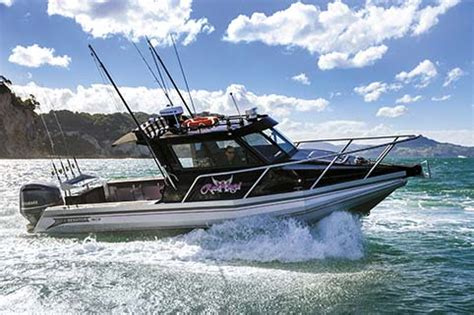 rh boat reviews senator rh 770 review trade boats australia