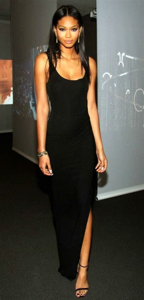 Iman Dress chanel iman black dress dress up