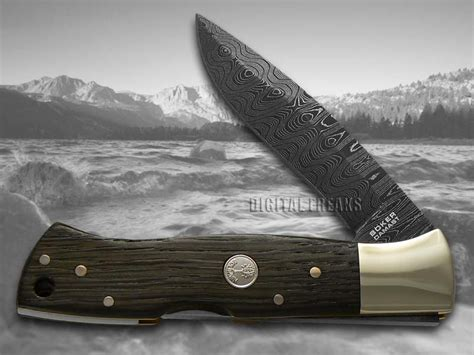 boker tree boker tree brand damascus 1 000 year oak wood lockback