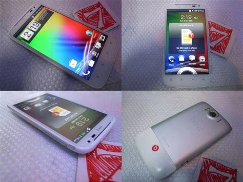 Handphone Htc Sensation Xl htc sensation xl 16gb 4 7 inci 8mp android beats phone 4 0