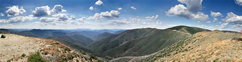 Landscape View Definition File Mt Hotham Alpine Range Scenery Jpg