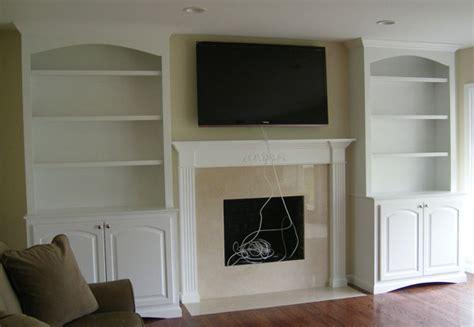 How To Build Fireplace Mantel Shelf - carpenter custom woodwork carpentry built in cabinets bookcases bookshelf bookshelves