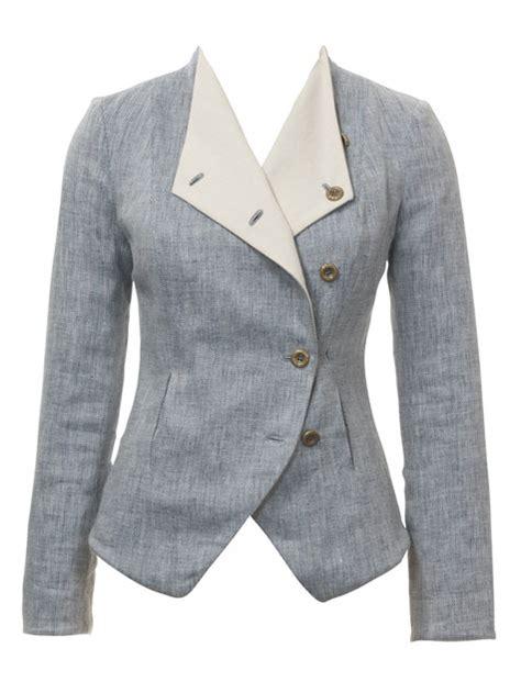 Azzura 643 06 Dress Wanita crossover blazer 06 2012 121 sewing patterns