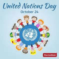 United Nations Nation 41 by United Nations Day Clip Abstract