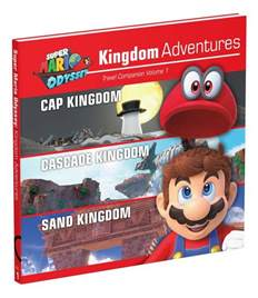mario odyssey kingdom adventures vol 2 books mario odyssey kingdom adventures vol 1 and 2