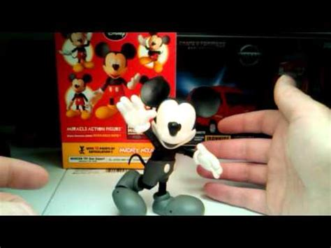 Pulpen Tokyo Disney Resort Mickey Mouse Black 1 miracle figure mickey mouse black white