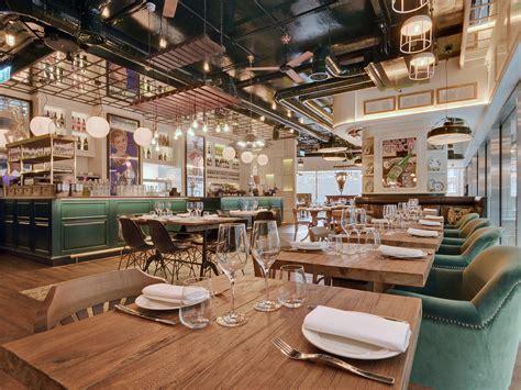 design house restaurant reviews gallery of 2016 restaurant bar design awards announced 20