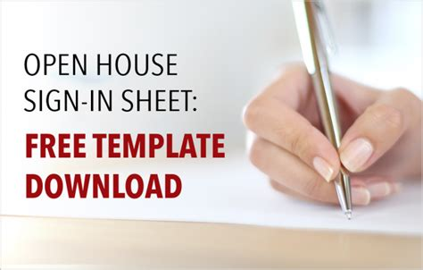 real estate open house sign  sheet  template