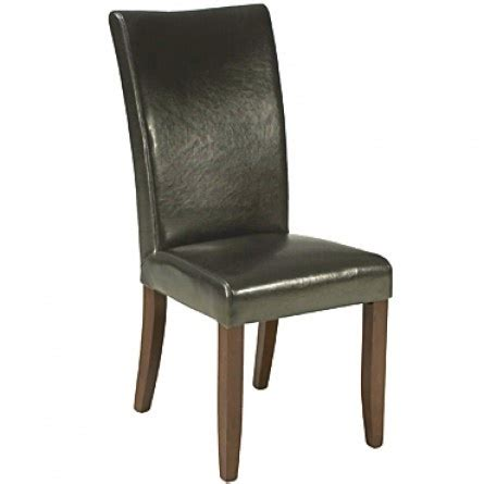 Home Trends And Design Dining Chairs Home Trends And Design High Back Leather Dining Chair