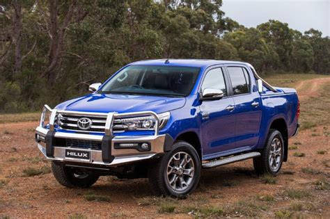 A Toyota 2016 Toyota Hilux Accessories Revealed Developed In